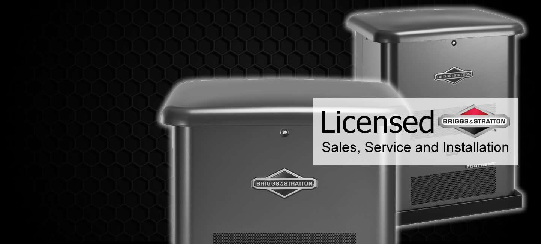 Licensed Sales & Installation